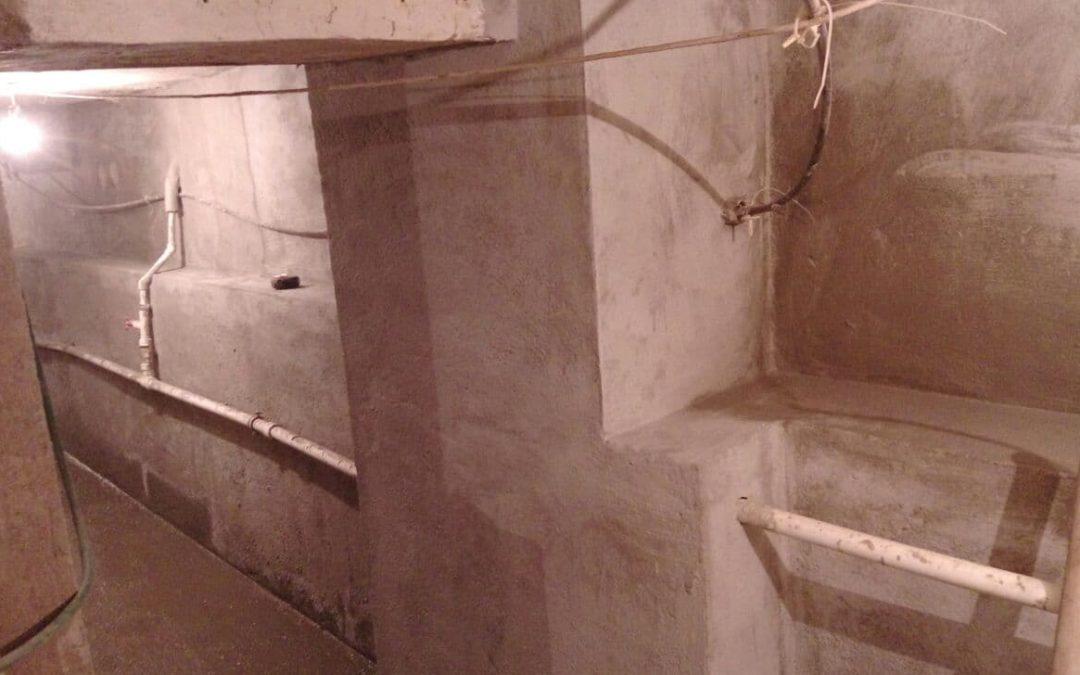 Технология гидроизоляции существующих сооружений.