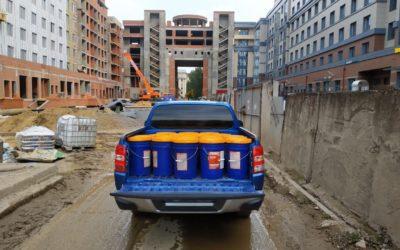 Гидроизоляция бетона. Как выбрать?