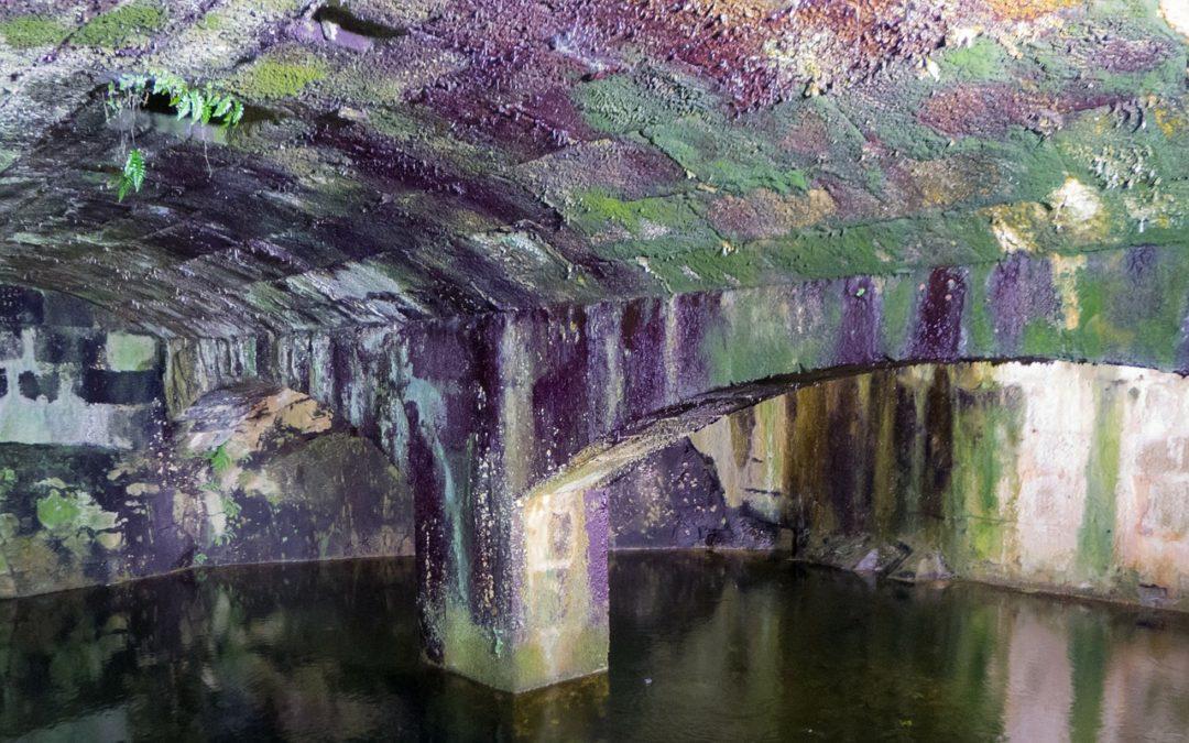 Гидроизоляция подвала изнутри от грунтовых вод.